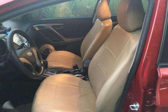 Hyundai Elantra 1.6 AT 2013 Gas for sale