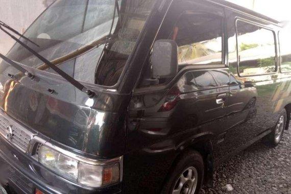 20008 Nissan Urvan Escapade for sale