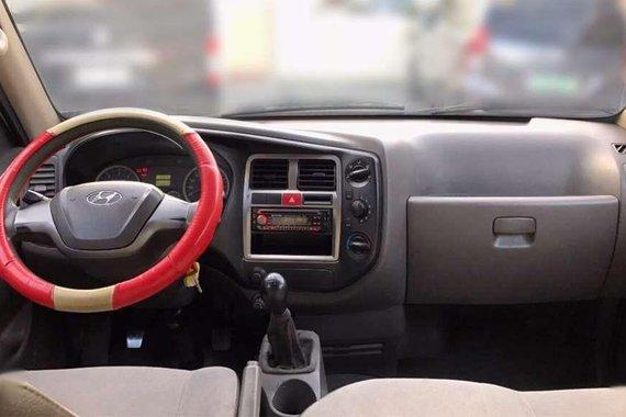 2012 Hyundai H100 Manual for sale
