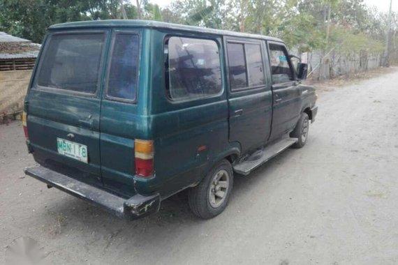 Like New Toyota Tamaraw for sale