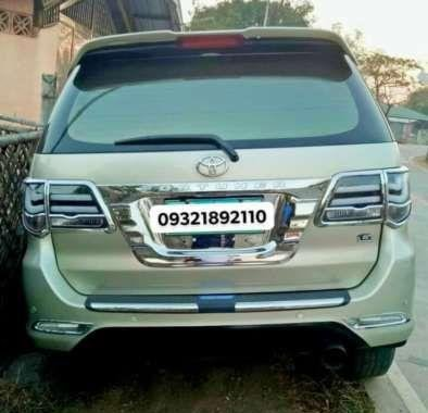 TOYOTA Fortuner g matic 4x2 2007model facelift 1st own fresh and loaded rush