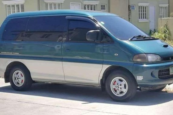 Mitsubishi Spacegear 1996 for sale