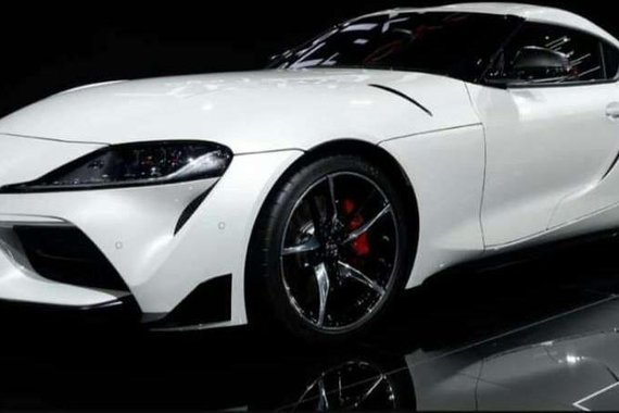Toyota Supra 2019 brand new for sale