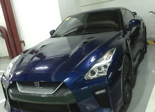 Gt-R Nissan 2017 for sale