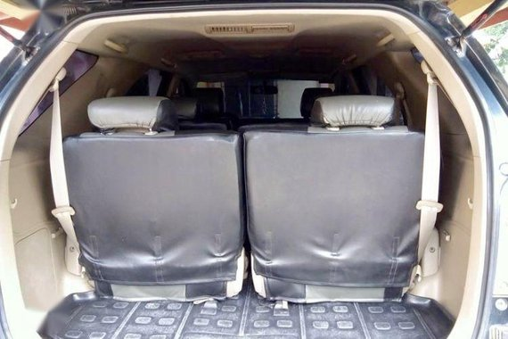 Toyota Fortuner 2012 4x4 for sale