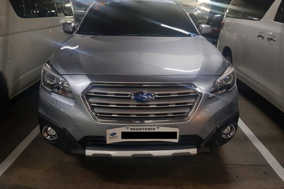 Used Subaru Outback 2017 for sale in Quezon City