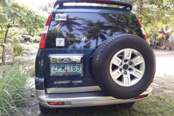 Ford EVEREST 3.0 2007 AT for sale