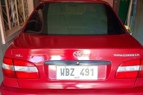 Toyota Corolla 1998 for sale