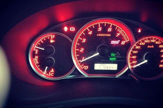 2008 Subaru Impreza WRX STI for sale