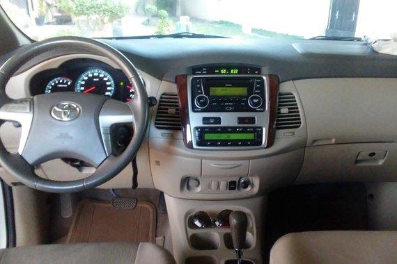 Toyota Innova 2013 for sale