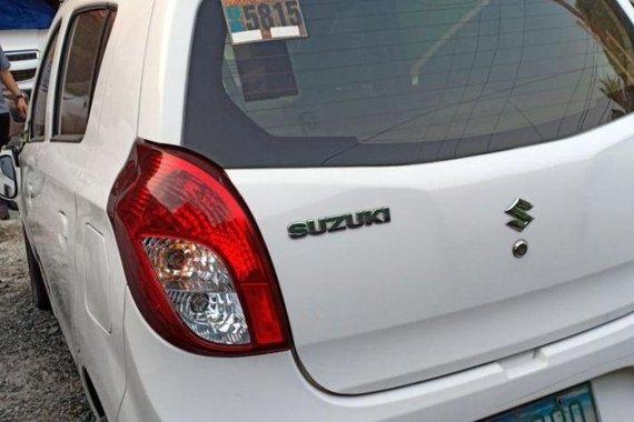 Selling Suzuki Alto 2013 Manual Gasoline in Marikina