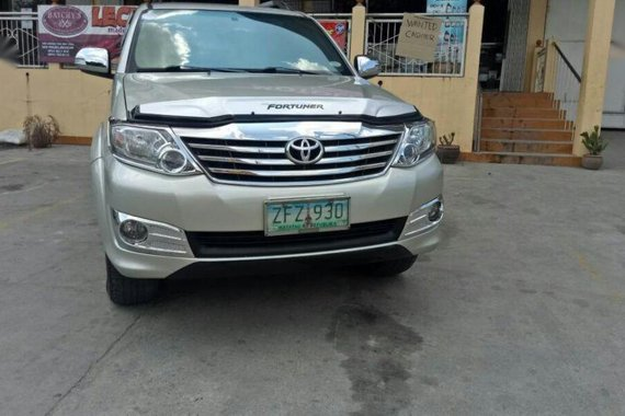 Selling Used Toyota Fortuner 2006 in Candaba