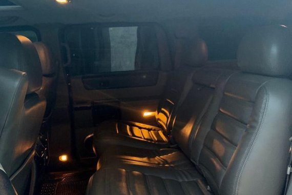 Selling Hummer H2 2004 at 50000 in Quezon City