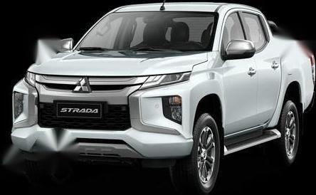 Selling Mitsubishi Strada 2019 Automatic Diesel in Malabon