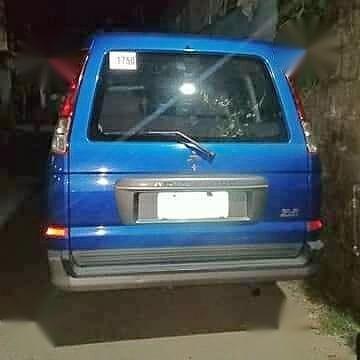 Selling Mitsubishi Adventure 2012 Manual Diesel in Mandaue