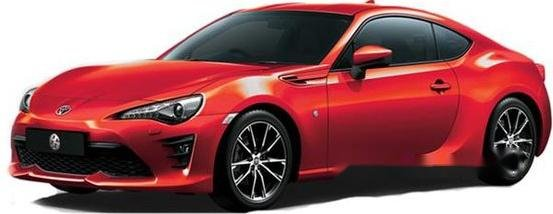 Toyota 86 2019 Automatic Gasoline for sale