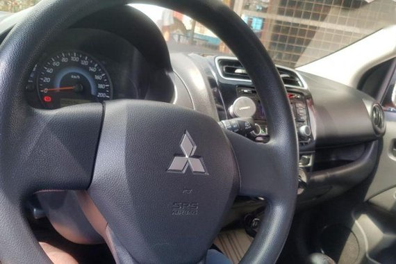 Selling Used Mitsubishi Mirage 2015 in Muntinlupa