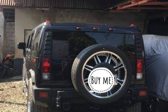 Hummer H2 2007 Automatic Gasoline for sale in Quezon City