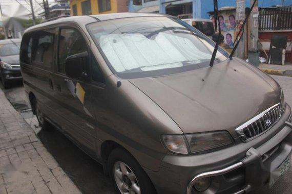 Hyundai Starex 1998 Automatic Diesel for sale in Makati