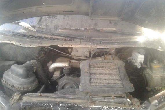 For sale 2009 Hyundai Starex Manual Diesel at 80000 km in Butuan