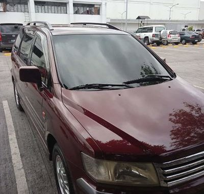 Sell 2nd Hand 1998 Mitsubishi Grandis SUV 188347 km in Pasig