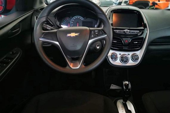 Chevrolet Spark 2017 Automatic Gasoline for sale in Manila