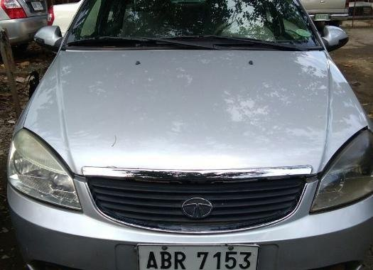 Selling 2nd Hand Tata Indigo 2015 in Quezon City