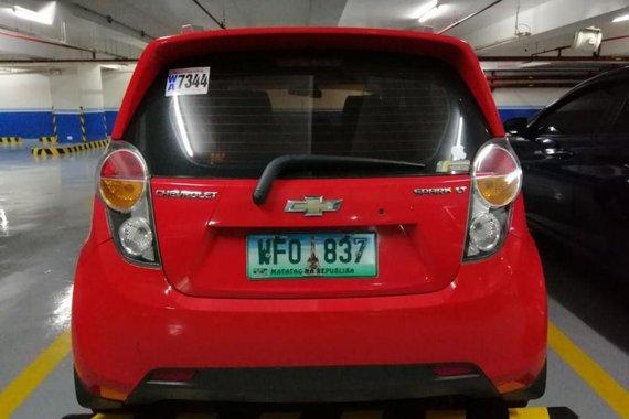 Selling Used Chevrolet Spark 2012 in Manila