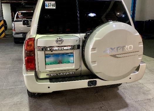 Selling Used Nissan Patrol Super Safari 2014 in Quezon City
