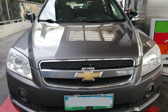 Sell 2010 Chevrolet Captiva SUV at Automatic in Gasoline at 50000 km in Parañaque