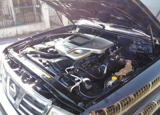 2nd Hand Nissan Patrol 2007 SUV at 126000 km for sale in Las Piñas