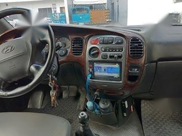 Selling Hyundai Starex 2010 Manual Diesel in Mandaue
