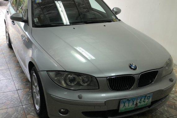 BMW 120I 2005 Hatchback for sale