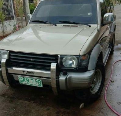 Mitsubishi Pajero 1999 Automatic Diesel for sale in Santa Fe