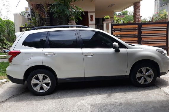 Subaru Forester 2014 for sale in Taguig