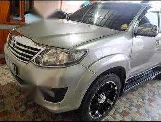 Sell 2nd Hand 2011 Toyota Fortuner Manual Diesel at 120000 km in San Quintin