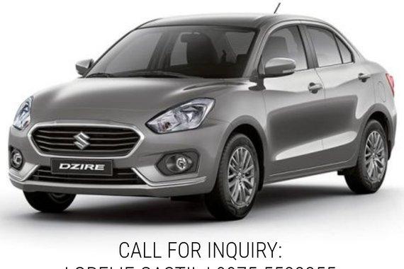 2019 Brand New Suzuki Dzire Grey for sale in Muntinlupa