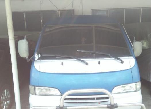 2nd Hand Hyundai H-100 2003 Van for sale in Manila