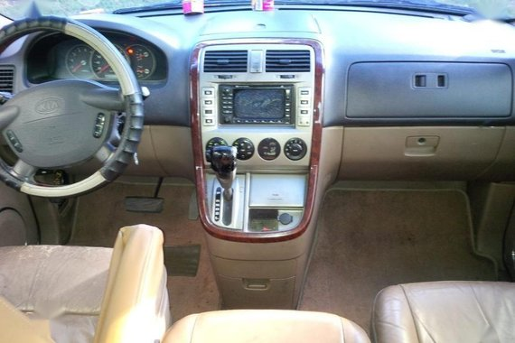 Sell 2nd Hand 2006 Kia Carnival Automatic Diesel at 120000 km in El Salvador