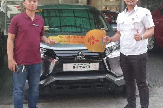 Selling Brand New Mitsubishi Xpander 2019 Manual Gasoline in Obando