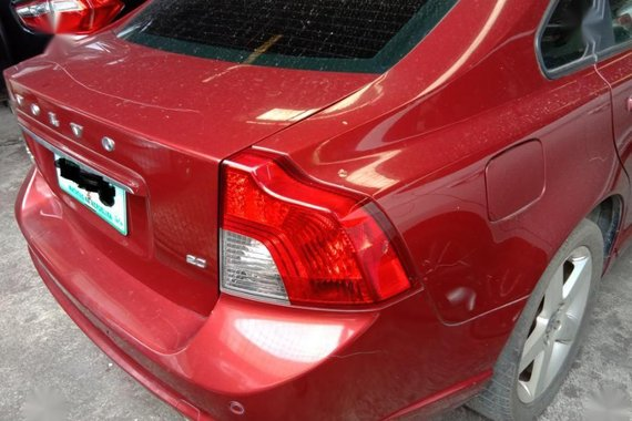 Selling Volvo S40 2012 at 50000 km in Quezon City