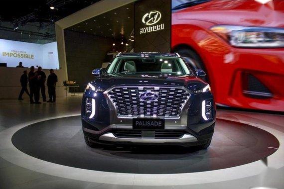 Selling Hyundai Palisade 2019 in Quezon City