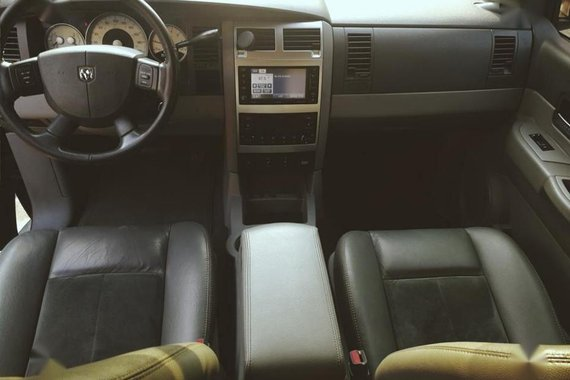2nd Hand Dodge Durango 2008 Automatic Gasoline for sale in Pasig