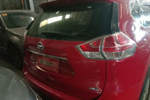 2nd Hand Nissan X-Trail 2016 for sale in Quezon City