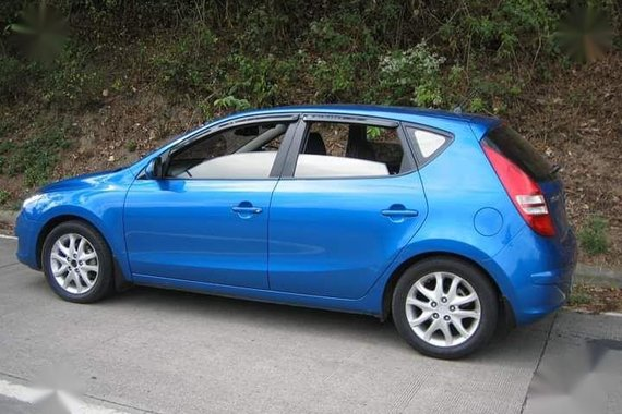 2nd Hand Hyundai I30 2010 at 69000 km for sale in Baguio
