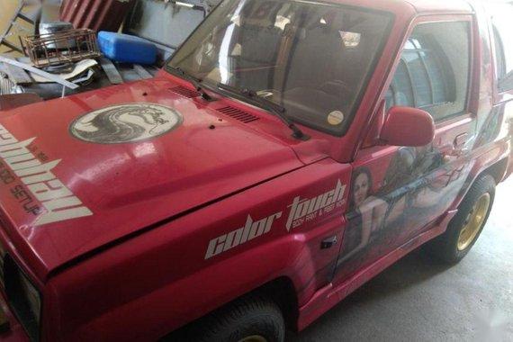 Selling Daihatsu Feroza Manual Gasoline in Manila