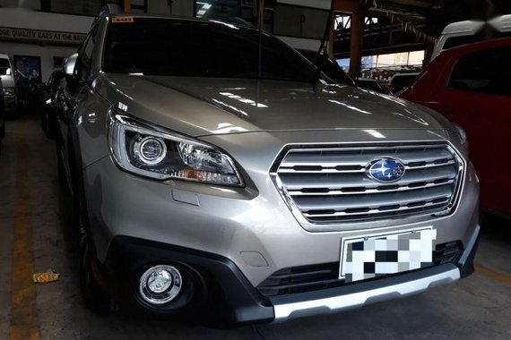 2nd Hand Subaru Outback 2018 for sale in Quezon City