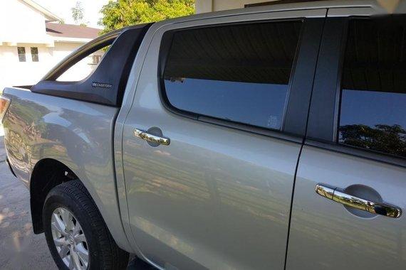 Selling Mazda Bt-50 2017 at 40000 km in San Leonardo