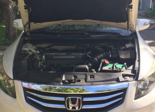 Selling Honda Accord Automatic Gasoline in Paranaque