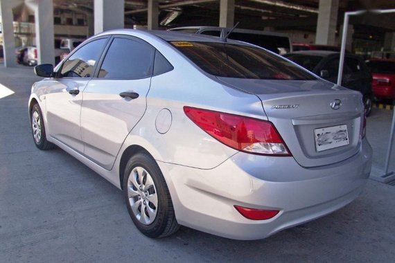 Selling 2nd Hand Hyundai Accent 2017 Automatic Gasoline at 11000 km in Mandaue
